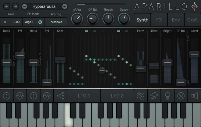 APARILLO Virtual Synthesizer