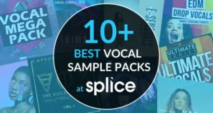 Best Vocal Sample Packs
