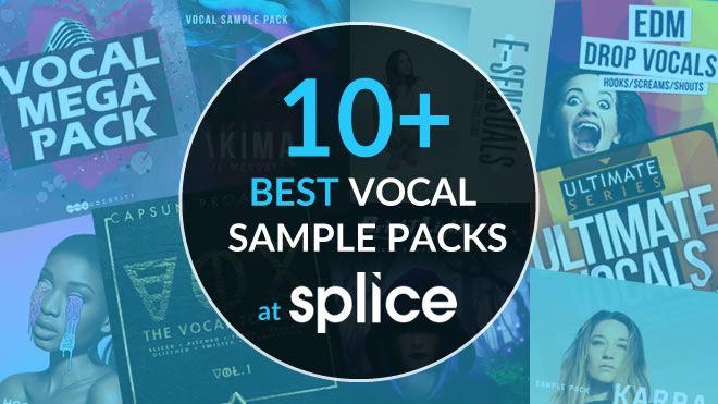 Best Vocal Sample Packs