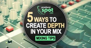 Audio Mixing Tips To Create Depth Within Your Mixes