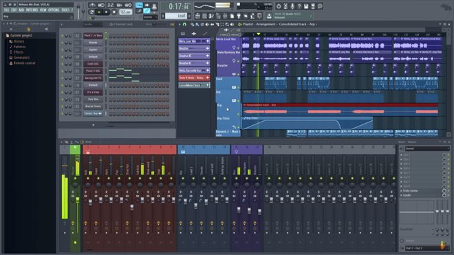 download fl studio crack terbaru