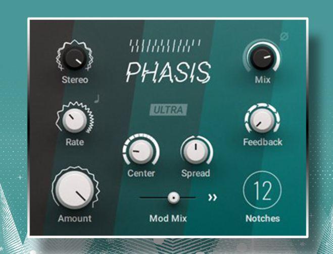 PHASIS FREE Phaser Plugin