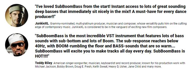 RobPapen SubBoomBass 2 Reviews