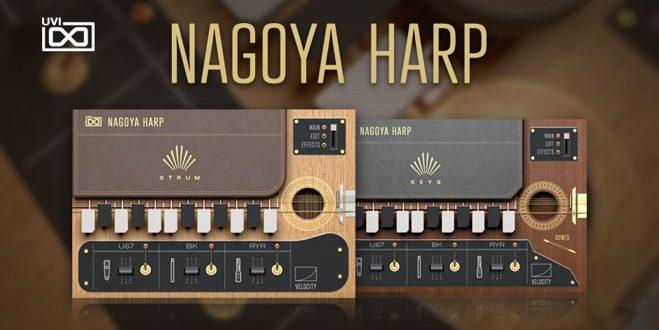 Nagoya Harp Virtual Instruments Released by UVI