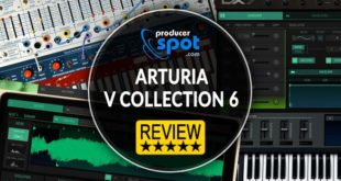 Review Arturia V Collection 6