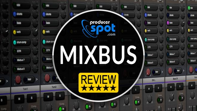 Harrison Mixbus DAW Review