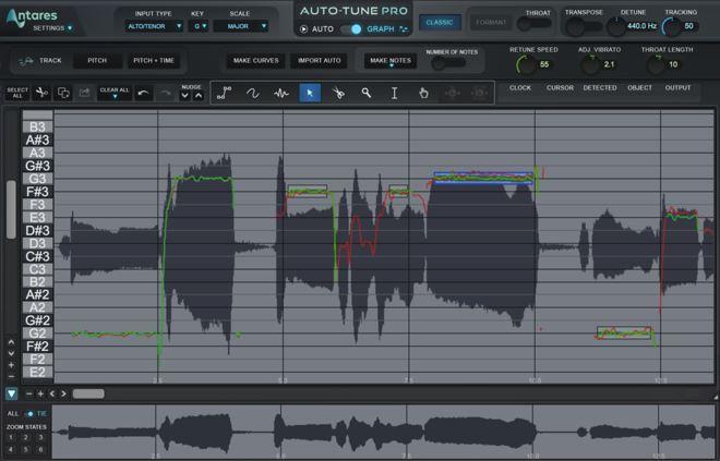 Antares Auto-Tune Pro Plugin