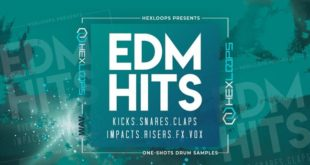 EDM Drum Kit, EDM Drum Samples