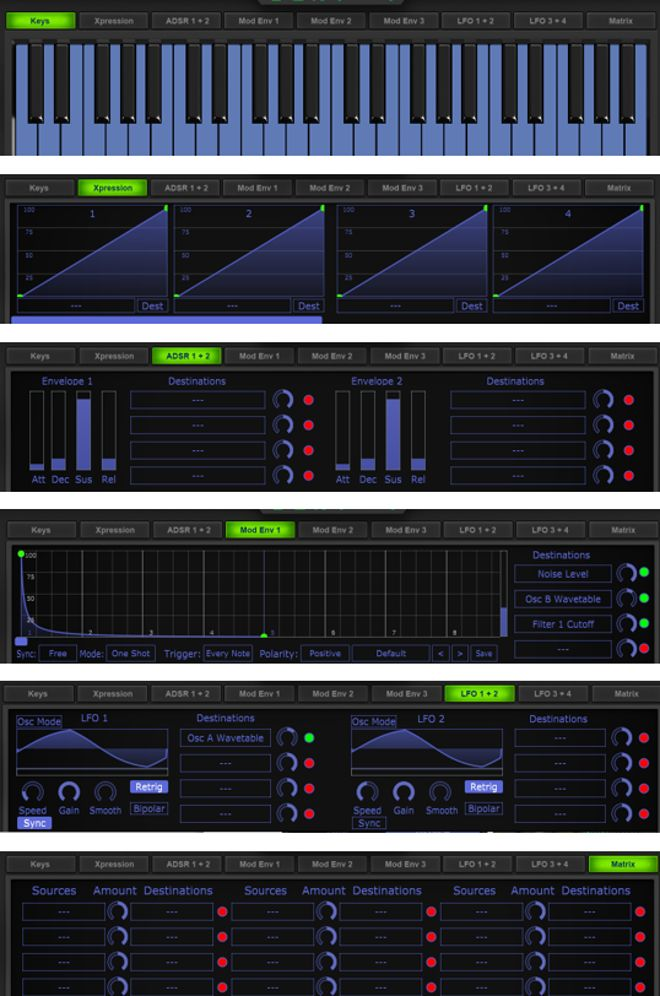 Review: SEKTOR Software Synthesizer by Initial Audio
