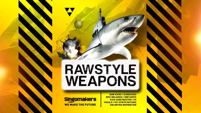 Rawstyle Weapons Sample Pack