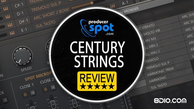 8Dio Century Strings Kontakt