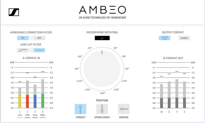AMBEO A-B Converter VST Plugin