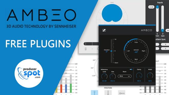 AMBEO FREE Plugins