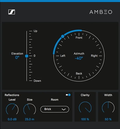 AMBEO Orbit VST Plugin