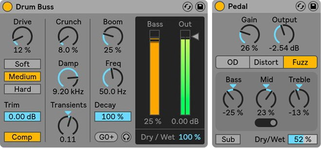 Ableton Live 10 New Effects