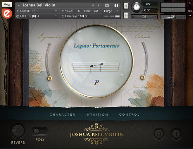 Joshua Bell Violin Kontakt Instrument