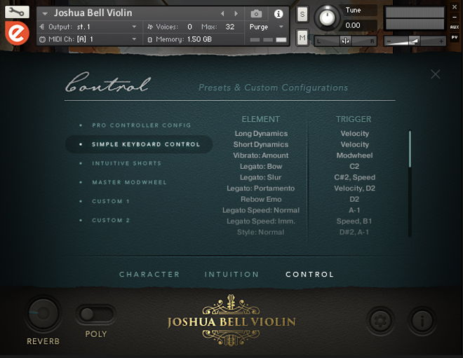 Joshua Bell Violin Kontakt Virtual Instrument