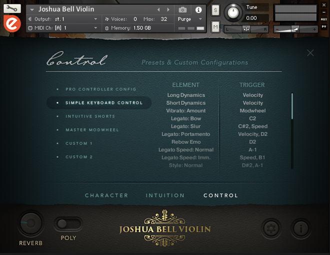 Joshua Bell Violin Kontakt Virtual Instrument