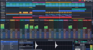 New Waveform 9 DAW Tracktion