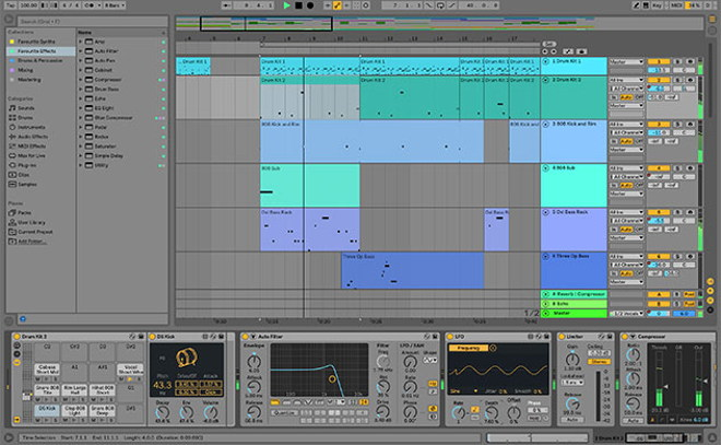 Ableton Live 10 Workflow