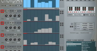 Chordian FREE Kontakt Midi Sequencer