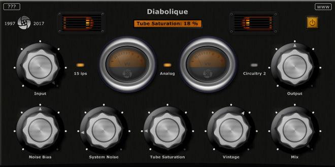 Diabolique Free VST Effect Plugin