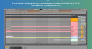 FREE Ableton Live 10 Project File