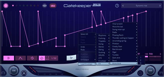 Gatekeeper Presets