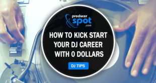 How To Kick Start Your DJ Career With 0 Dollars