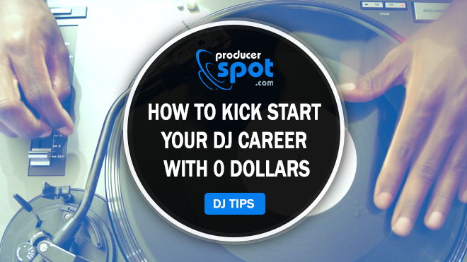 How To Start Your DJ Career