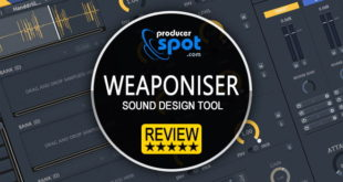 Krotosaudio Weaponiser Sound Design Plugin