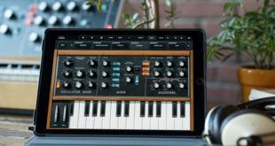 MiniMoog Model D iOS iPad