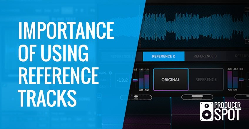 Mixing Tips - Importance of using reference tracks