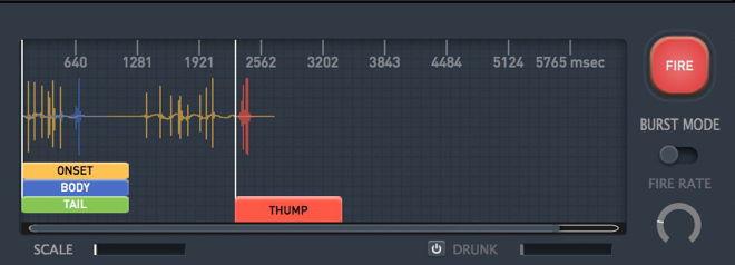 KrotosAudio Weaponiser Timeline