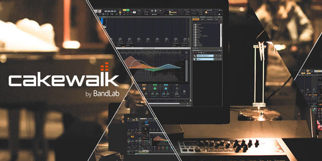 Cakewalk SONAR Is Back and Now It's Free!