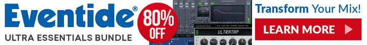 Eventide Ultra Essentials Bundle Sale