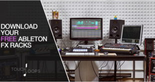4 FREE Ableton FX Racks Released by Touch Loops