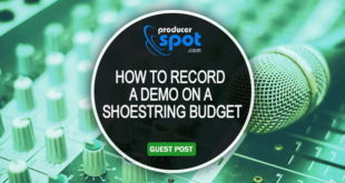 How To Record A Demo On A Shoestring Budget