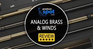 Review: Output Analogue Brass & Winds Library