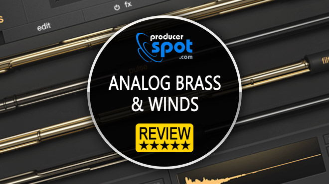 Output Analogue Brass & Winds