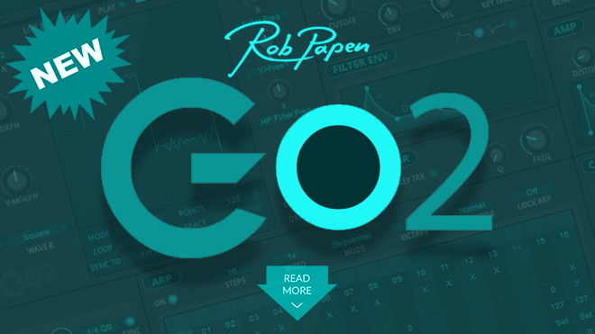 Rob Papen Go2 Synth VST Plugin