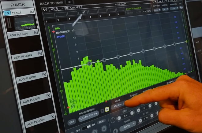 Waves Tract Plugin