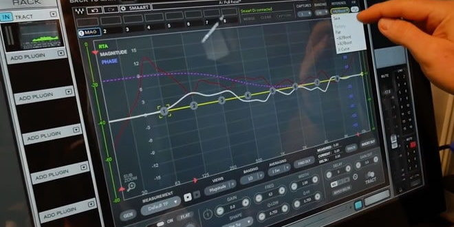 Musikmesse 2018: Waves Presents TRACT Plug-in