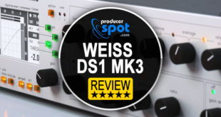 Review: Weiss DS1 Mk3 Mastering Plugin by Softube