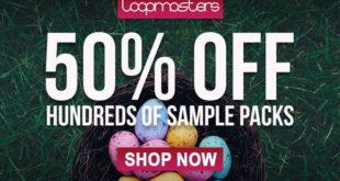 Loopmasters Easter Sale