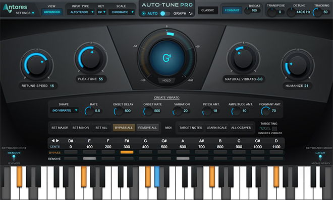 auto tune pro now available at pluginboutique producerspot. Black Bedroom Furniture Sets. Home Design Ideas