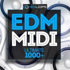 EDM MIDI Loops MIDI Files Pack