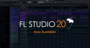 FL Studio 20 DAW Windows MAC