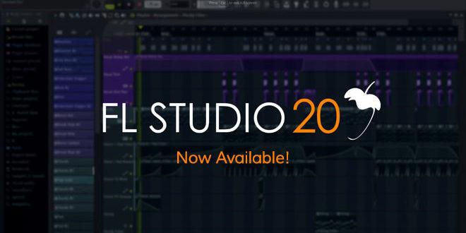 FL Studio 20 Now Available on Windows & MAC