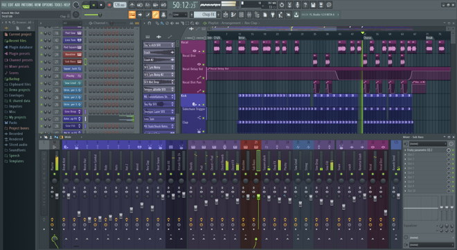 FL Studio 20 Project Demo